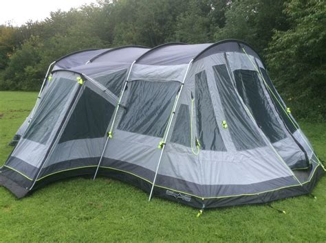 Outwell Montana 6p, Awning, Carpet, Foot Print & Roof