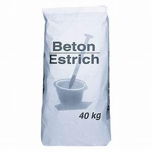 Beton Estrich Berechnen : betonestrich 40 kg bauhaus ~ Watch28wear.com Haus und Dekorationen