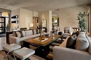 Gaming Zimmer Deko : wie ein modernes wohnzimmer aussieht 135 innovative designer ideen ~ Markanthonyermac.com Haus und Dekorationen