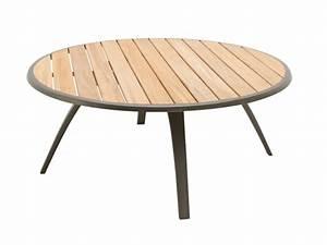 Table Jardin Design : table bois gifi ~ Melissatoandfro.com Idées de Décoration