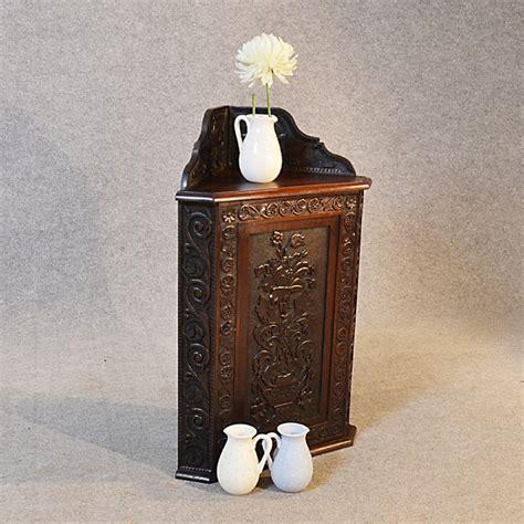 vintage corner cabinet antique corner wall cabinet antique furniture 3179