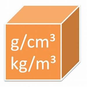 Chemie Dichte Berechnen : massenma die dichte ~ Themetempest.com Abrechnung