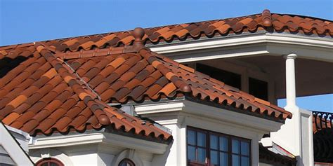 ojai roofing in ventura county mission style roofing