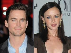 Matthew Bomer and Alexis Bledel for '50 Shades of Grey ...