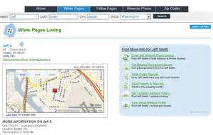 Address Search White Pages