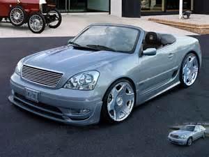 designer ls lexus ls 430 custom auto car modification