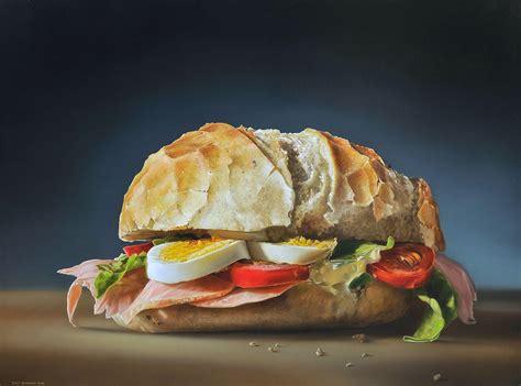life  cheeseburger art   good