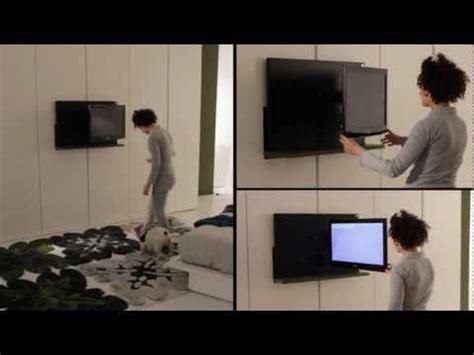 armadio con tv armadio porta tv con tv estraibile e orientabile letto