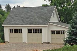 2 Car Garage With Attic Space  Prices For 2017 Included
