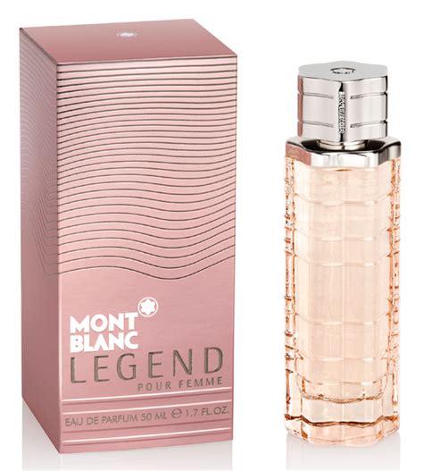 legend pour femme montblanc perfume a fragrance for 2012