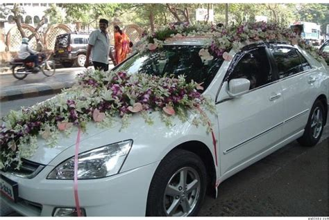 wedding cars decoration in pakistan dulha cars decoration