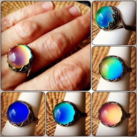what do the colors of a mood ring how do mood rings work wonderopolis