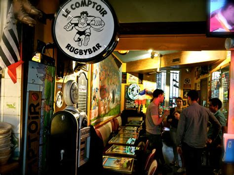 Le Comptoir Bar by Le Comptoir Bars And Pubs In 15 Arrondissement