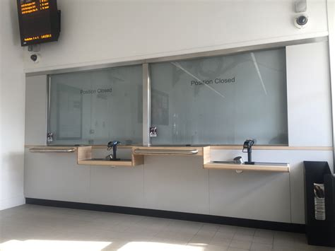 And Counters by Ticket Office Pay Windows And Counters All Inclusive