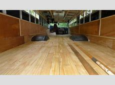 FileEcological Bus Project, Floors insulated and flooring