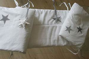 Tour De Lit Pour Berceau : comment coudre un tour de lit pour bebe ~ Teatrodelosmanantiales.com Idées de Décoration