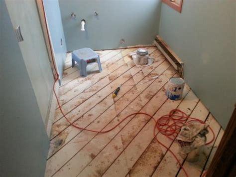 plywood  backerboard type  bathroom doityourself
