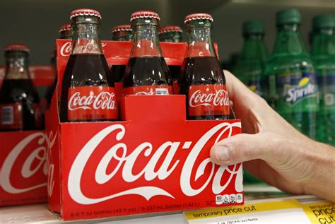falling chinese demand affects coca cola sales