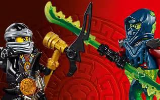 LEGO Ninjago Characters