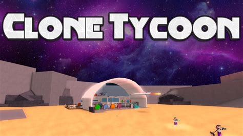 roblox clone tycoon  codes november  rblx codes