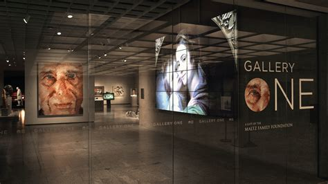 Transforming The Art Museum Experience Gallery One