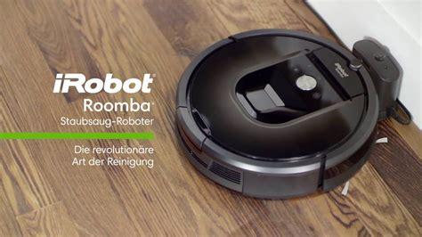 Irobot Roomba® 980 Staubsaugerroboter Überblick