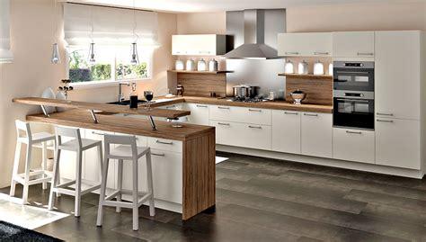 modele de hotte de cuisine modele cuisine en l modele cuisine avec ilot with