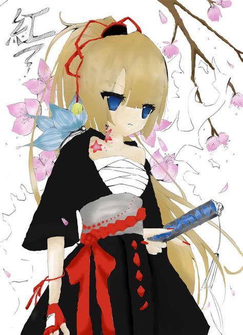 anime samurai by animekaratechick2322 on deviantart