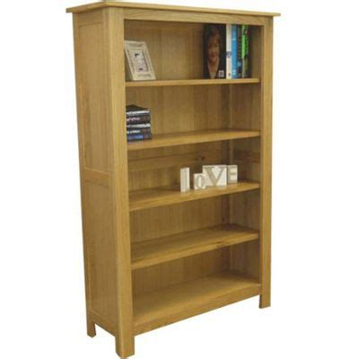 Chunky Bookcase by Buy Oakland Chunky Medium Oak Bookcase From Our Bookcases