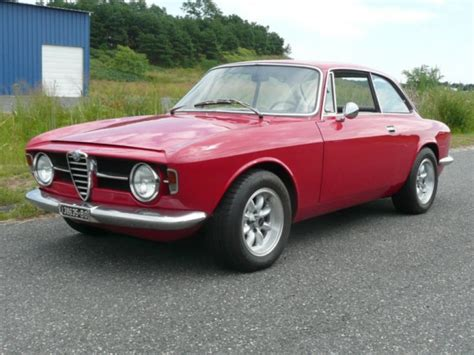 1968 Alfa Romeo Gt Junior  Bring A Trailer