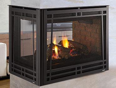 peninsula gas fireplace gas fireplaces heatilator gas fireplaces