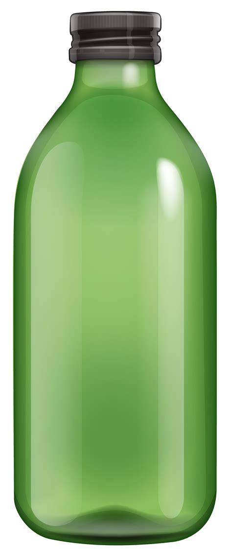 green bottle png clipart  web clipart