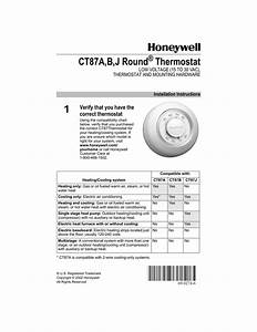 Honeywell Ct31a Wiring Diagram