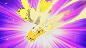 Image - Ash Pikachu Quick Attack.png | Pokémon Wiki ...