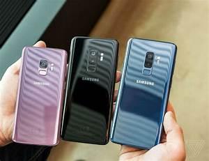 Samsung Galaxy S9 Plus Gebraucht : samsung galaxy s9 and s9 plus smartphone gadget flow ~ Jslefanu.com Haus und Dekorationen