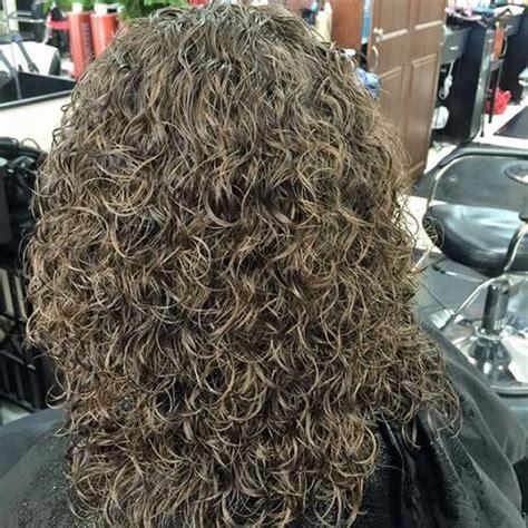 marvelous perm hair ideas  curly wavy  straight