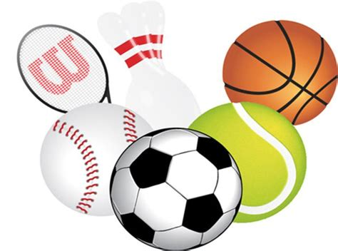Sports Borders  Clipart Panda  Free Clipart Images