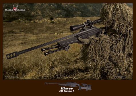 King Arms // Blaser R93 Tactical Posters Airsoft