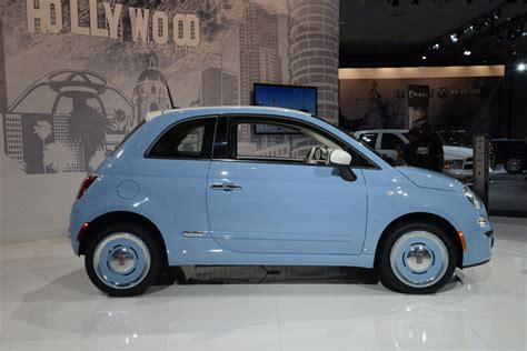 2018 Fiat 500 1957 Edition Picture 533524 Car Review