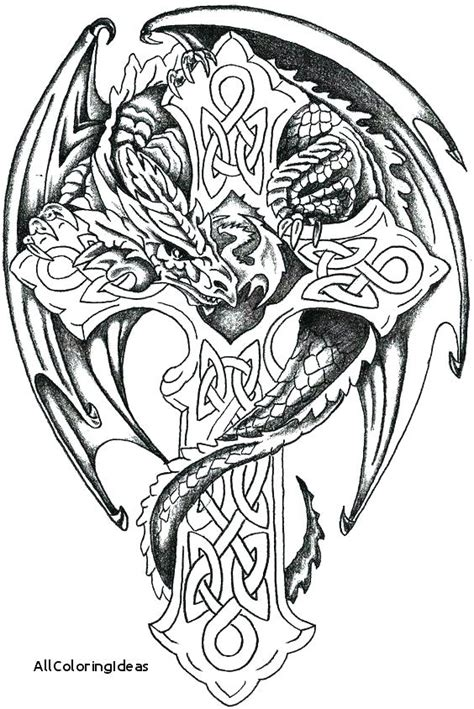 tattoos coloring page images
