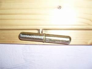 Probleme de paumelles de porte for Gond de porte interieur