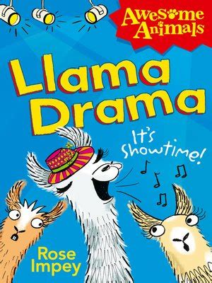 Llama Drama By Rose Impey · Overdrive Ebooks, Audiobooks