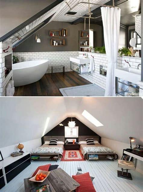 ideas  attic master suite  pinterest
