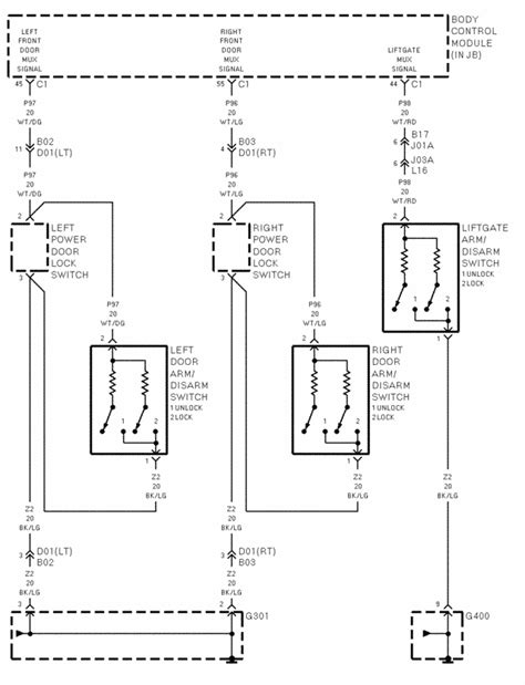 Chrysler Alarm Wiring Diagram by Wiring Diagrams For Locktronics Alarm On A 1998 Dodge Caravan