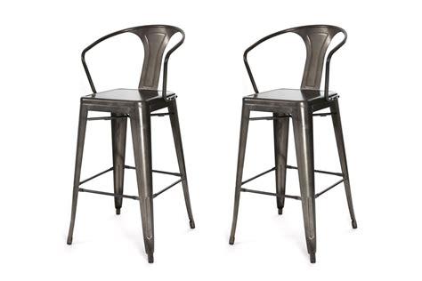chaise haute industriel tabouret de bar pas cher advice avec tabouret style
