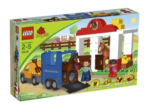 Lego 56481 Horse Stables