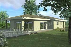 Sous Sol Maison : plan de maison moderne taupe gun ~ Melissatoandfro.com Idées de Décoration