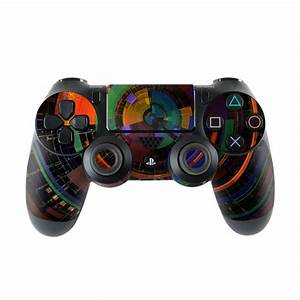 Color Wheel PlayStation 4 Controller Skin - Covers ...
