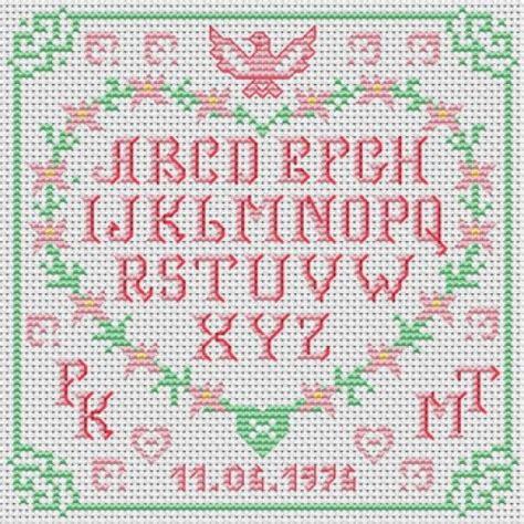 modele lettre point de croix gratuit grille point de croix lettre 13