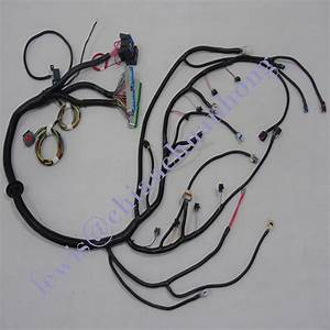 2003 2007 Vortec Standalone Wire Harness With 4l60e Transmission Drive By Wire Multec Injector